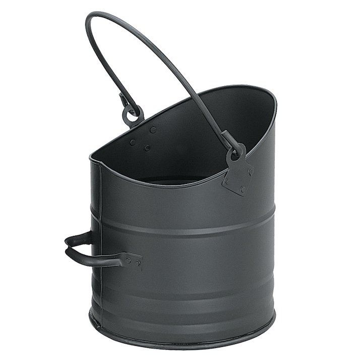 Manor Milton Hod Coal Scuttle - Black