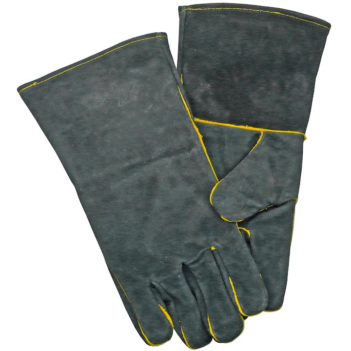 Manor Heat Resistant Gloves (Pair) - Black