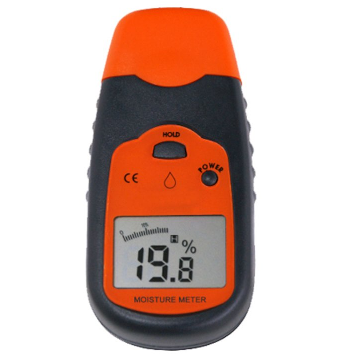 EVA Digital Moisture Meter - Black