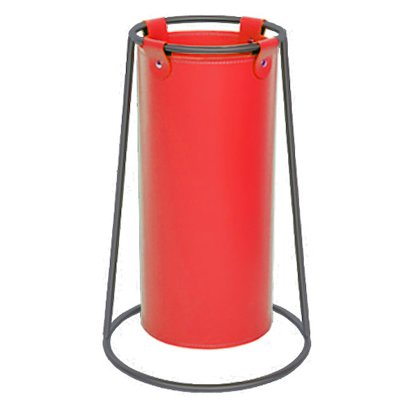 Ferrari Opus Focus Giova Fire Tool Holder Red Grey Iron Stand