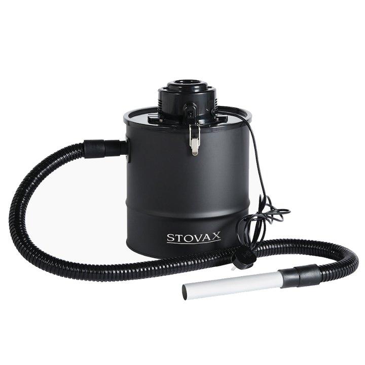 Stovax Ashclean Motorised Vacuum Cleaner - Black