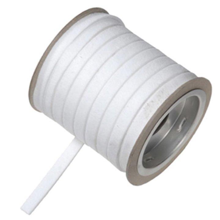 Ceramic Seal Strip 6mm - Sold per M - White