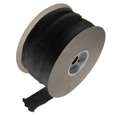 Fibreglass Insulation Tape 10mm - Sold per M