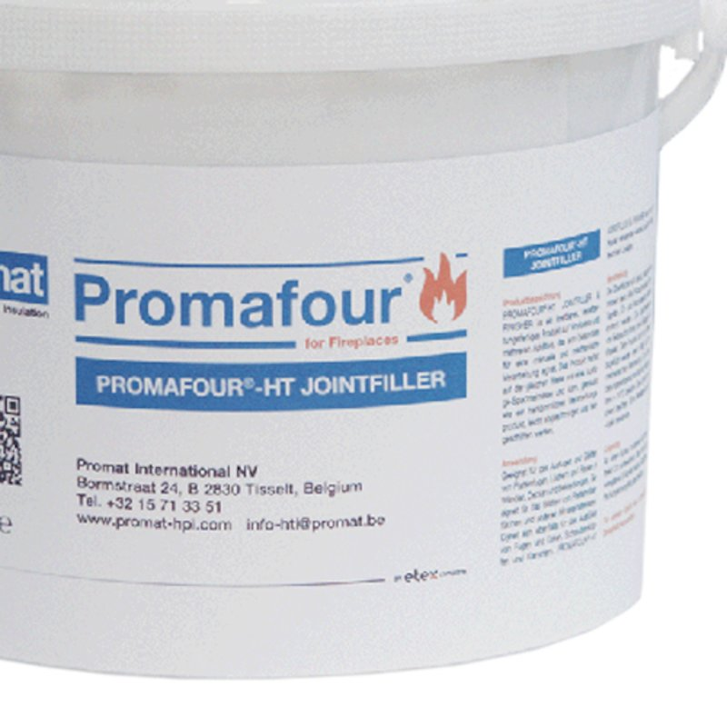 Promat Promafour High Temperature Joint Filler 1.5KG Tub - White