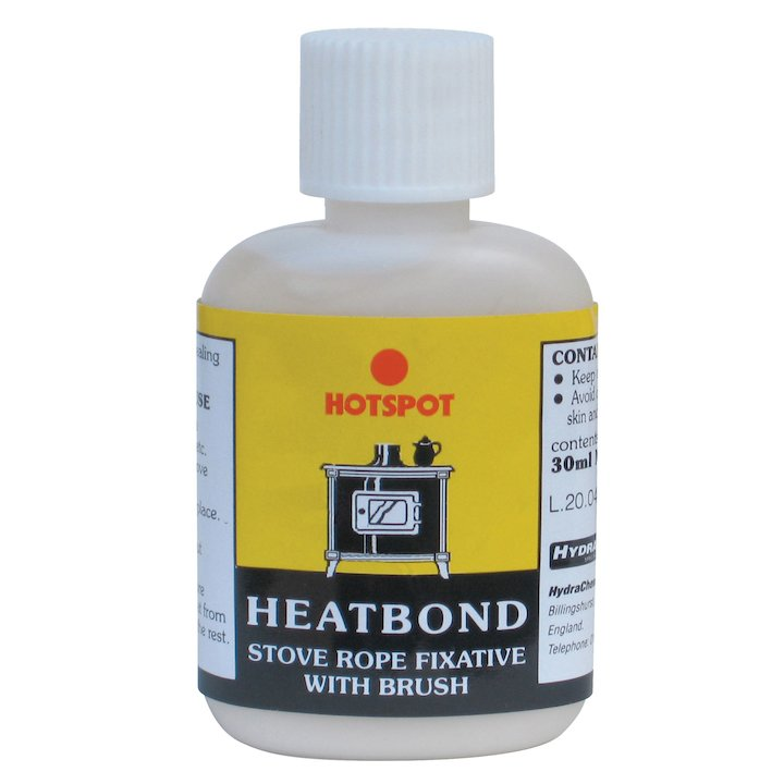 Hotspot Heatbond Rope Seal Glue 30ml Bottle - White