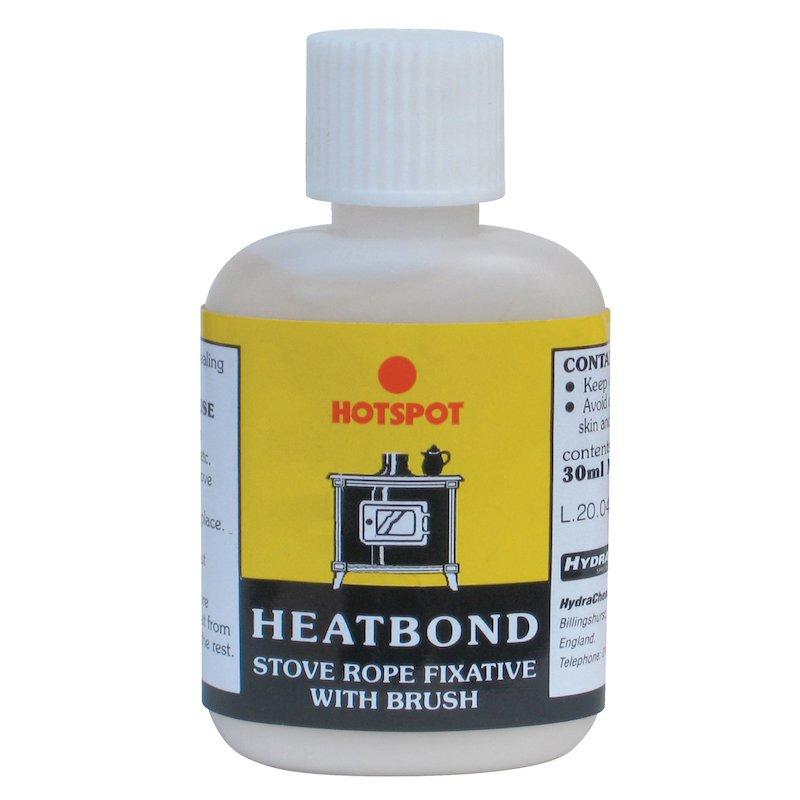 Hotspot Heatbond Rope Seal Glue 30ml Bottle - White