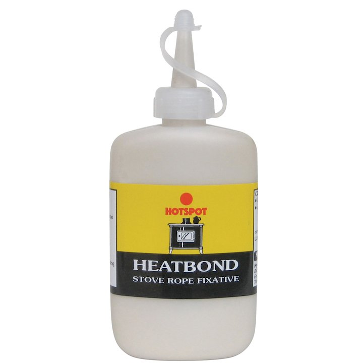 Hotspot Heatbond Rope Seal Glue 125ml Bottle - White