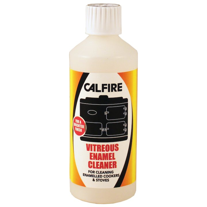 Calfire Viterous Enamel Cleaner 500ml Bottle - Clear