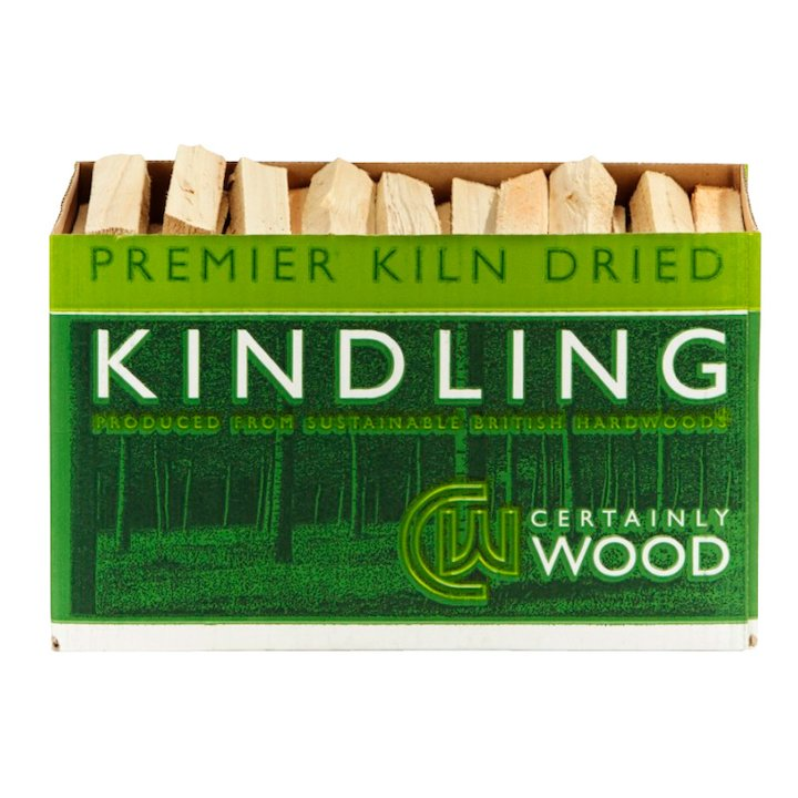 Certainly Wood Kindling Firewood - Brown