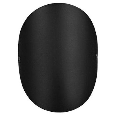 Evaflue Stove Pipe Replacement Door - Black Vitreous Enamel