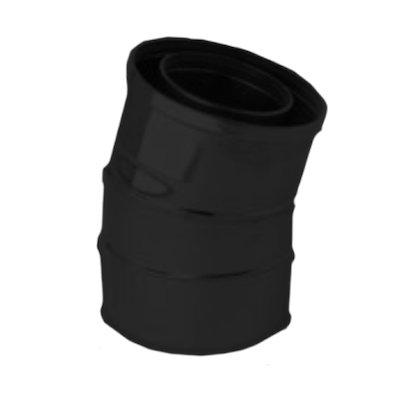 Gazco 15/165° Bend Balanced Flue Pipe