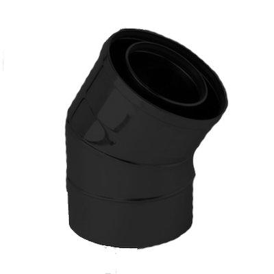 Gazco 30/150° Bend Balanced Flue Pipe