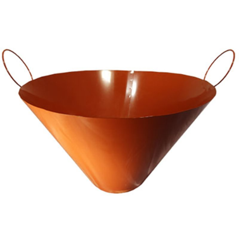 Quattro Plus Insulation Back Filler Funnel - Terracotta