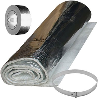 Quattro Plus Insulation 10m Flexwrap Blanket Kit