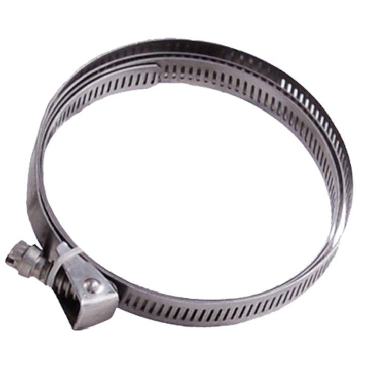 Quattro Plus Insulation Jubilee Straps with Clip - Silver Filigree