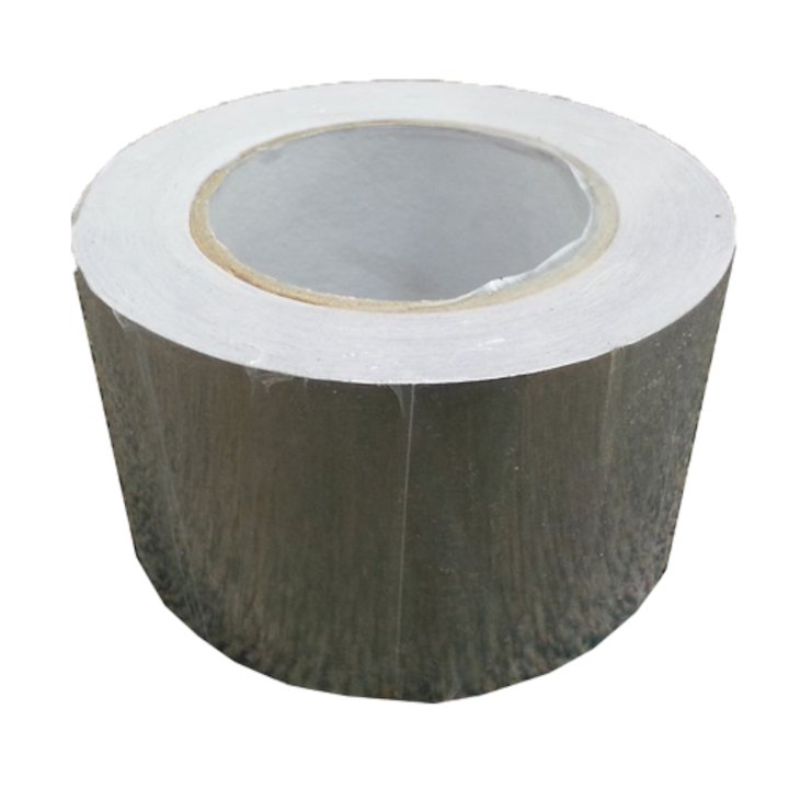Quattro Plus Insulation Flexwrap Aluminimum Tape - Silver Filigree