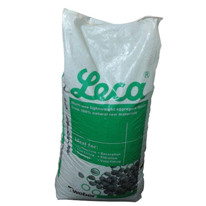 Quattro Plus Insulation Leca Loose Fill 50L Bag - Brown