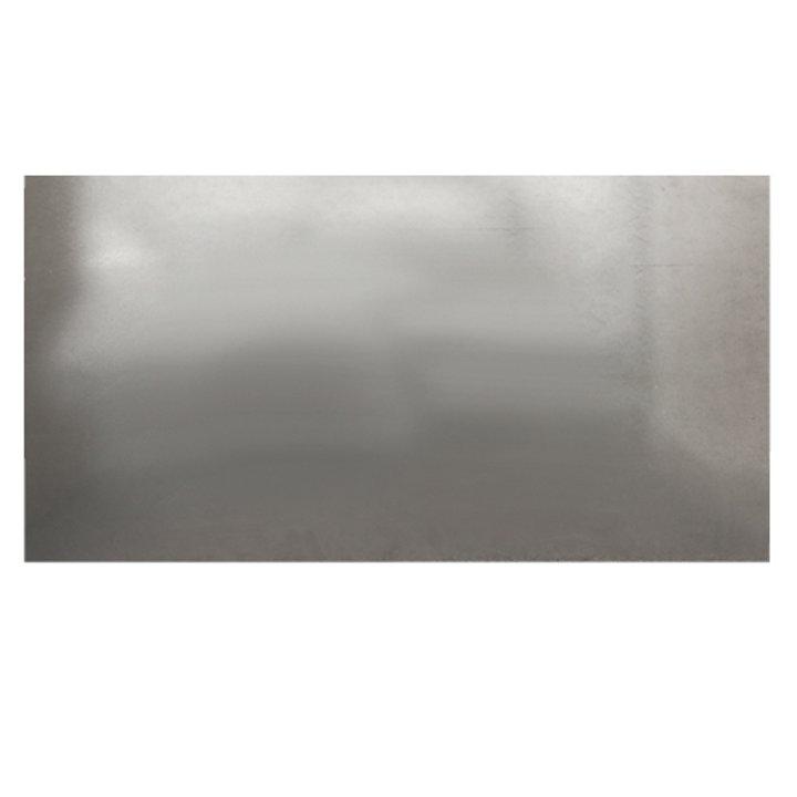 Basic Steel Register Plate 1000x500 - Silver Filigree