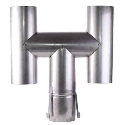 Brewer H Anti-downdraft Chimney Cowl