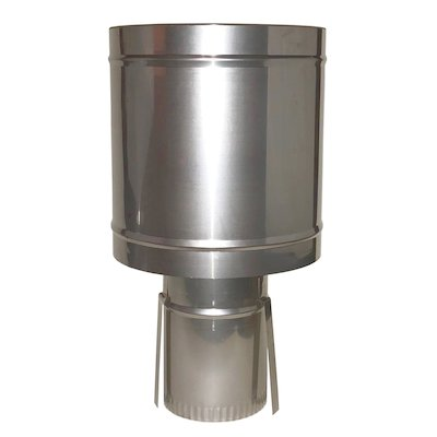 Brewer Windmaster Anti-downdraft Chimney Cowl