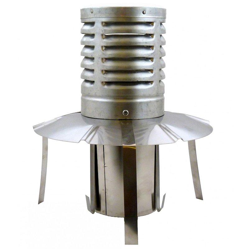 Brewer GC1 Pot Hanging Cowl - Silver Filigree