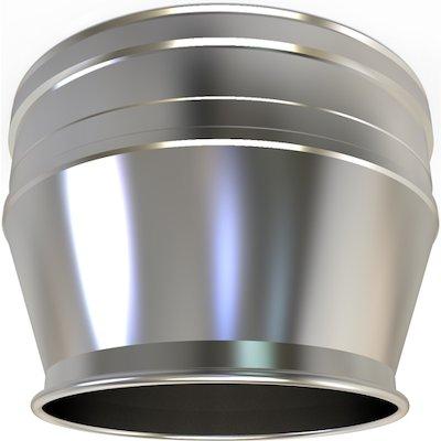 Convesa KC Twinwall Flue SW-TW Boiler Adapter Appliance Connector