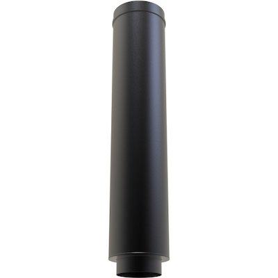 Convesa KC Twinwall Flue 1m Starter Length inc Appliance Connector