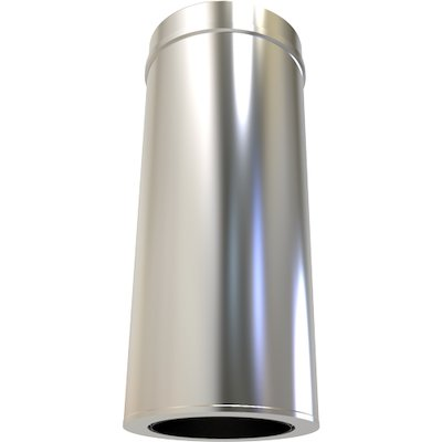 Convesa KC Twinwall Flue 500mm Connection Length