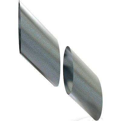 Convesa KC Twinwall Flue Adjustable Wall Sleeve