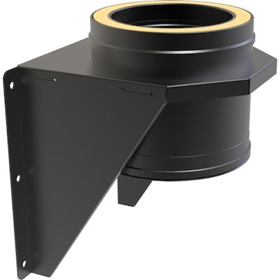 Convesa KC Twinwall Flue Base Support inc 200mm Length