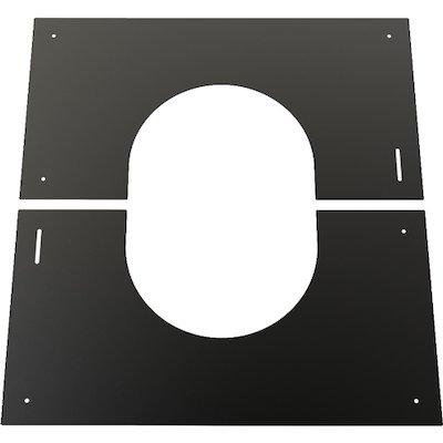 Convesa KC Twinwall Flue 0-30° Adjustable Trim Plate