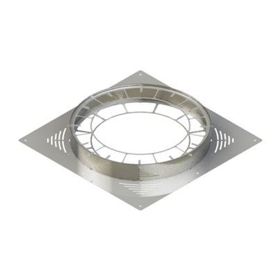 Midtherm HTS Twinwall Flue Ventilated Firestop and Collar