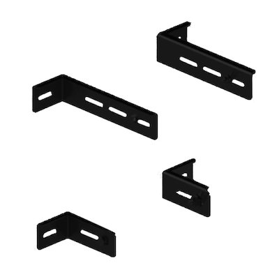 Midtherm HTS Twinwall Flue Wall Bracket Arm Extensions