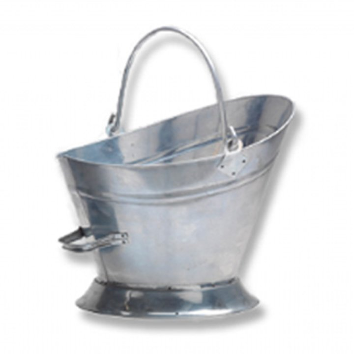 Firemaster Berwick Coal Bucket - Clearance - Galvanised