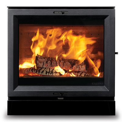 Stovax View 5 Wide Multifuel Stove
