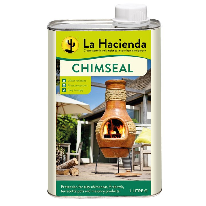 La Hacienda Chim Seal Chiminea Sealer - Brown