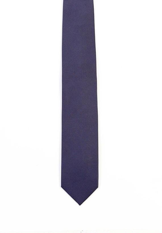Corbata dibujo bicolor