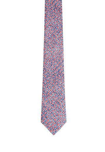 Corbata estampado floral