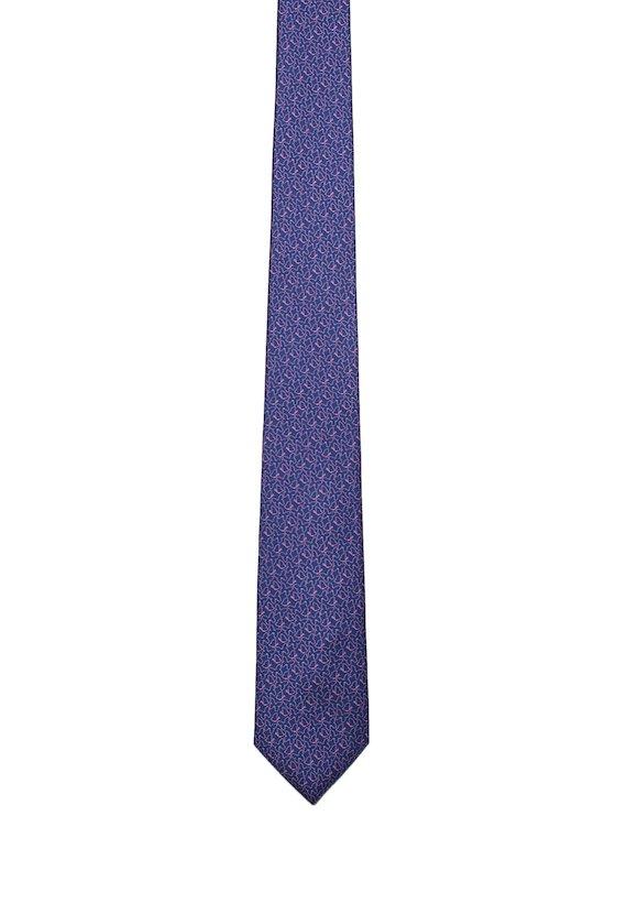 Corbata mariposas - Blue