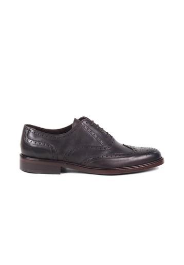 Zapato Oxford tipo full-brogue