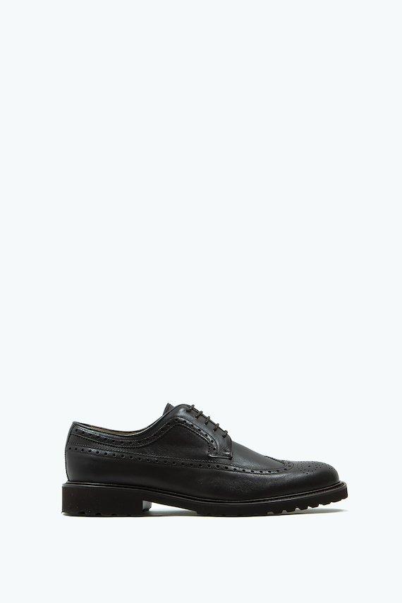 Zapato de piel Forecast - Marron