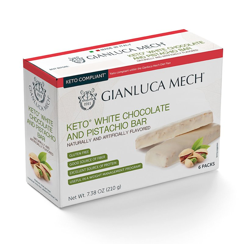 T-Smart Extra-Flavour White Chocolate And Pistachio