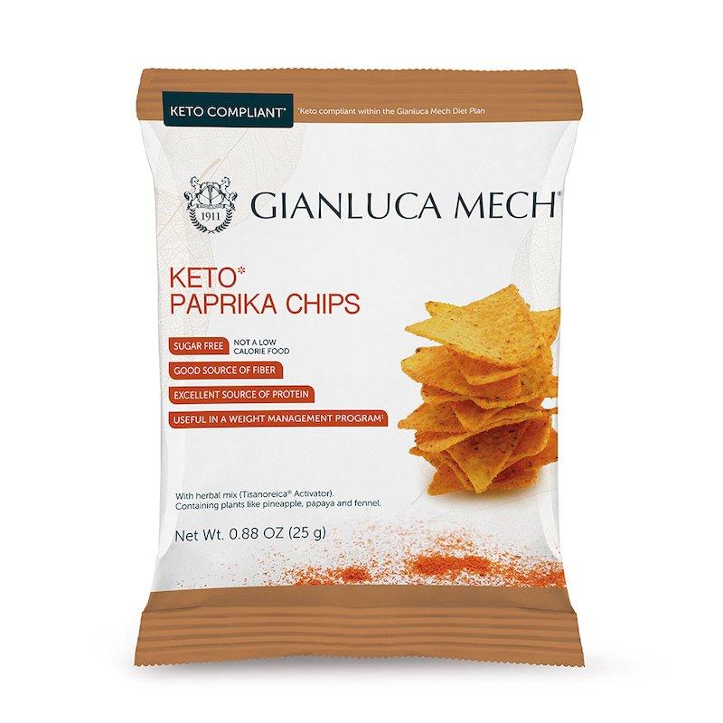 Mech Crisps (1 Box contains 12 chips bags)