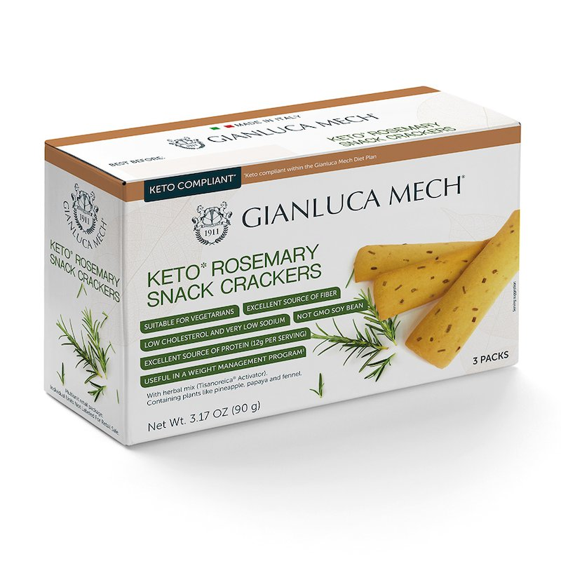 Rosemary-Flavoured T-Smech