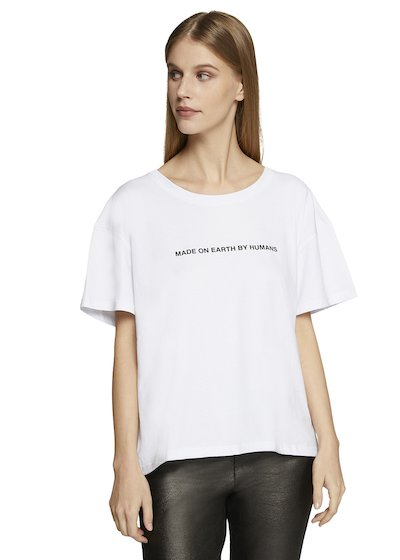 T-SHIRT MADE ON EARTH BY HUMANS