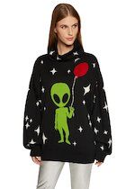 JUMPER T-NECK ALIEN