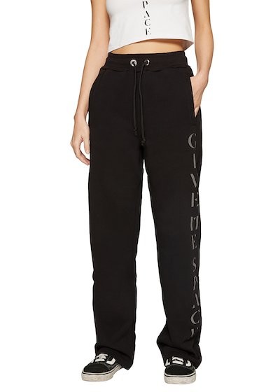 JUMPSUIT PANTS LOGO
