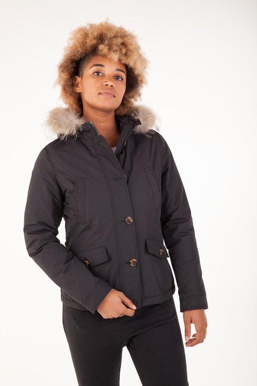 Manteau veste parka femme