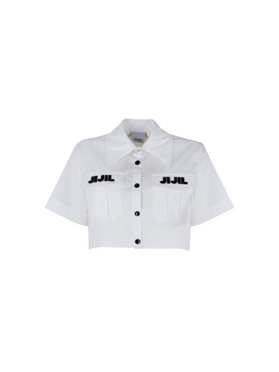 Cropped jijil shirt