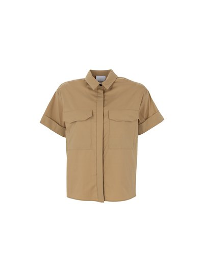 Ginger short sleeved shirt